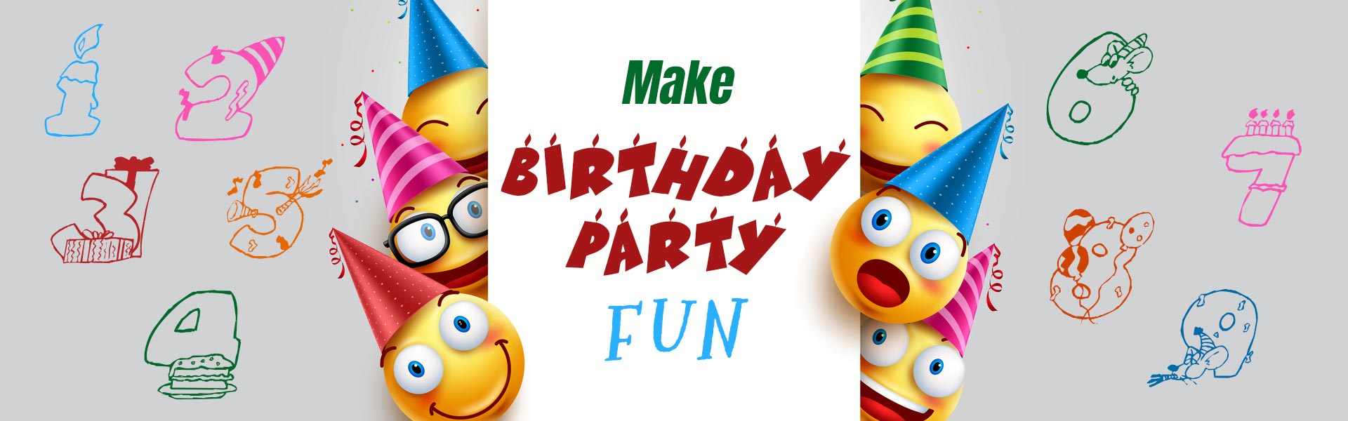 How to make birthday party a fun filled event